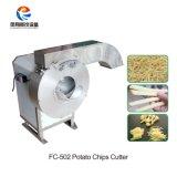 Une grande capacité Patata Corte Machine de découpe de doigt de pommes de terre de la machine