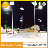 Resistente al agua IP66 Calle luz LED Solar integrada