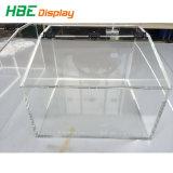 China-Fabrik-nach Maß Qualitäts-heller acrylsauerkasten