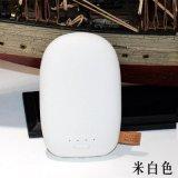 Tipo de adoquines batería externa portátil 6000mAh cargador de teléfono de diseño lindo