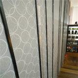 U-Testo fisso dell'acciaio inossidabile, testo fisso per i progetti dell'hotel, blocco per grafici dell'acciaio inossidabile di portello dell'acciaio inossidabile