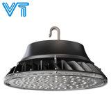Indoor LED UFO 100W de luz de la Bahía de alta con 5 años de garantía
