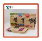 Пользовательские чехол для упаковки, Kraft бумажных мешков для пыли