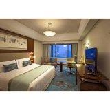 プルマン式車両の現代的な木のホテルの寝室の家具セット