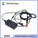 365/395nm ponto UV cabeça de irradiação da fonte de luz LED