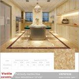 """Каррарским белого стекла строительного материала для всего тела Мраморные керамические плитки пола (VRP8F878, 800X800мм/32''x32"""")."""