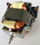 Одна фаза с высокой скоростью вентилятора деталей волос AC Универсальный двигатель с вала