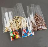 En Plastique Transparent prix d'usine Polly OPP sacs auto-adhésif pour les chaussettes de l'emballage avec le logo de l'impression
