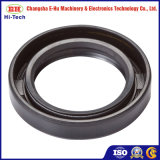 Zwarte Nitrile Rubber Double Lip Tc Oil Shaft Seal 25mm X 47mm X 7mm