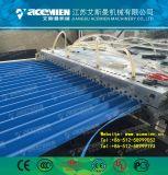 L'Extrusion de feuilles de plastique toit trapézoïdal de ligne de production