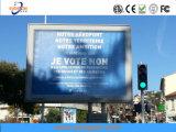 P8 le défilement de la publicité extérieure Message SMD LED Board Display