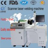 Fabricante de China el Metal Soldadora Láser escáner