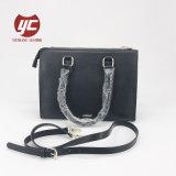 China-Handtaschen-Fertigung-Leder-Handtasche mit niedrigem Preis