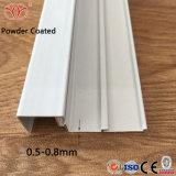 Het Profiel van het aluminium voor Schuifdeur met het Anodiseren Oppervlakte