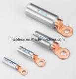 B tipo espigão de cabo de cobre alumínio
