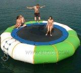 Надувные перемычку и надувной батут воды, надувные Aqua Park/надувной водный парк с плавающей запятой