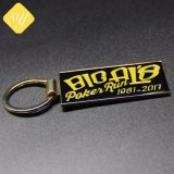 Fabrik-Preis-Zoll kundenspezifische Plastiksilikon Keychain Schlüsselkette