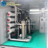 Sistemi salmastri d'inversione di desalificazione dell'acqua della pianta 10000lph Desalinator di osmosi