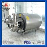 Hygiénique en acier inoxydable de qualité alimentaire à amorçage automatique de la pompe à eau