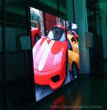 Ультра тонкий P РП3.91 HD для установки внутри помещений реклама светодиодный дисплей экран для хранения Торгового Центра