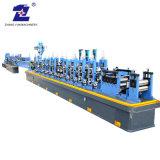 Riga automatica linea di produzione ad alta frequenza della saldatura del tubo