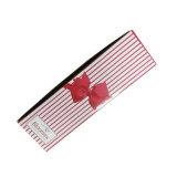 Tipo de papel de forma retangular Flower Caixa de Embalagem
