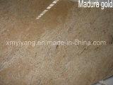 Plakken van het Graniet van India Madura de Gouden voor Countertops en de Bovenkanten van de Ijdelheid