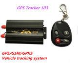 Freie Software-Plattform GPS-Fahrzeug/Auto-Verfolger Tk103
