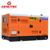 10kVA~37,5 kVA silencieux Portable Japon Kubota générateur de puissance électrique de gazole