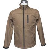 Veste Softshell premium pour mens, avec étanche, windproof, respirant
