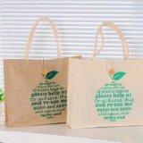 食糧のためのジュートのドローストリング袋、野菜、米