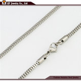 Form Thin Chains Necklace Wholesales 316L Edelstahl Jewelry