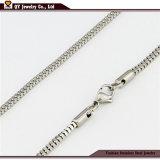 Moda correntes finas Colar Wholesales jóias de aço inoxidável 316L