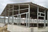 Heya pré-fabricou a casa da vertente da garagem do carro da construção de aço
