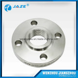 Preço de fábrica ANSI Stainless Steel Threaded Slip on Flange
