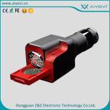 2016 нов конструированных заряжателей автомобиля USB высокого качества с Built-in отражетелем благоуханием