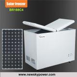 congelatore di frigorifero solare 408L