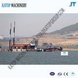 砂および泥のための16インチ油圧カッターの吸引の浚渫船