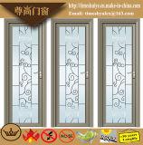 Porte intérieure en aluminium de tissu pour rideaux pour des projets d'ingénierie