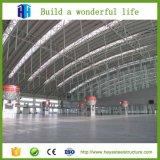 Vertente estrutural de aço curvada da oficina do armazém do projeto do telhado