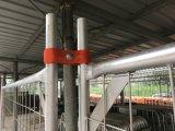 임시 담 위원회가 2100mm에 의하여 x 2400mm는 직류 전기를 통했다