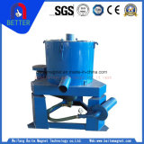 Het Goud van Nelson centrifugeert voor Alluviaal Stofgoud