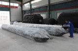 Application de lancement Ship Airbag en caoutchouc gonflable