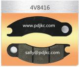 건축 Machinery Brake Pads 4V8416 4V8417