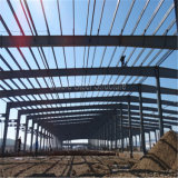 Neuer Entwurfs-vorfabriziertes große Überspannungs-Licht-Stahlkonstruktion-Lager