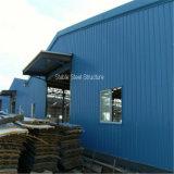Edifício da oficina da construção de aço de Prefabicated