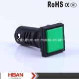 HBAN RoHS del CE (22 mm) Hbad16-22e Lámpara Piloto