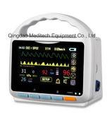 Monitor de pacientes com portáteis Meditech construir na bateria de lítio recarregável