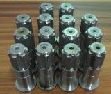 Части CNC подвергая механической обработке сделанные из алюминиевого сплава