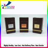 Boîtes-cadeau de parfum de couvercle et de carton de base